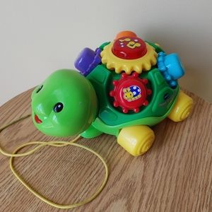 Vtech turtle Roll and Learn French version.
